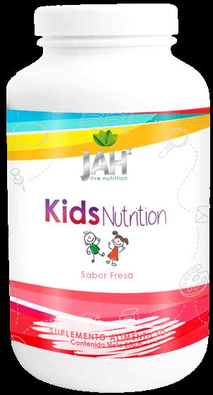 kids nutrition fresa