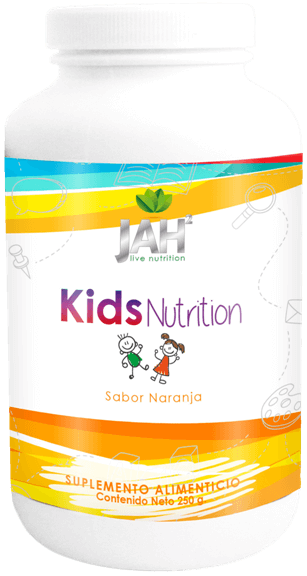 kids nutrition naranja